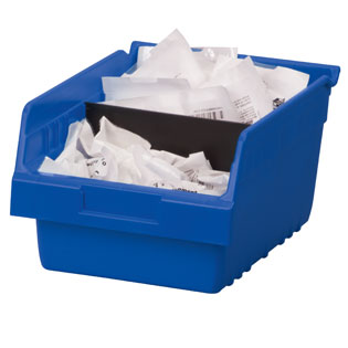 Medical Shelf Bins